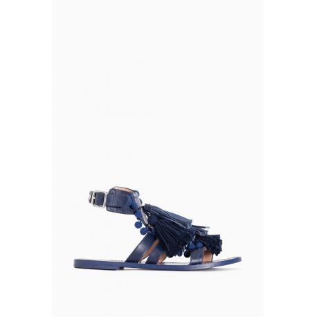 TWIN SET sandalo nappe