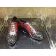 MOSCHINO scarpa lacci bordo'