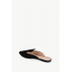 TWIN SET slipper similpelle