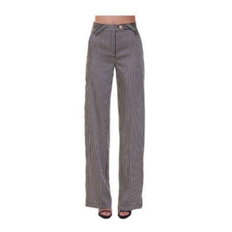 BABYLON pantalone righe