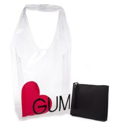 GUM shopper trasparente