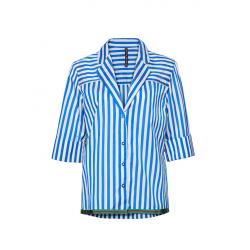 MANILA GRACE camicia rigata