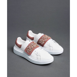 TWIN SET sneakers strass