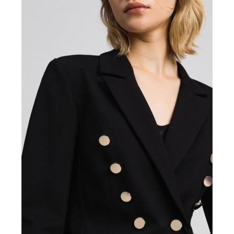 TWIN SET giacca doppiopetto