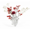 SELETTI Vaso love in bloom
