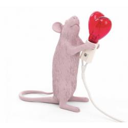 SELETTI lampada da tavolo Mouse