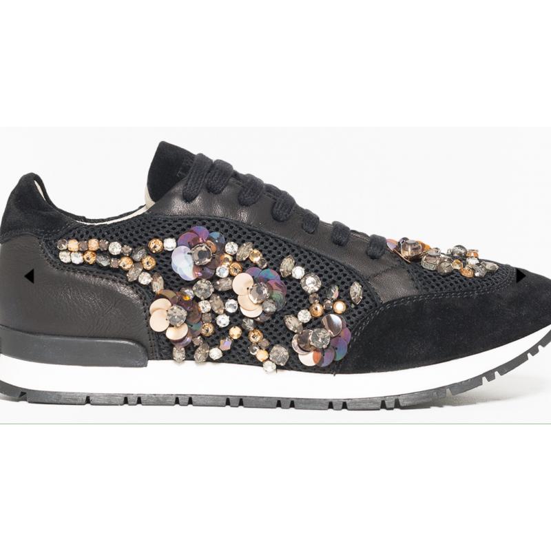 on sale f2d94 40b9d TWIN SET sneakers applicazioni Twin Set: Marica Impronta Shop Onlin...