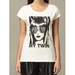 TWIN SET t-shirt stampa
