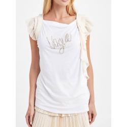 TWIN SET t-shirt Vogue