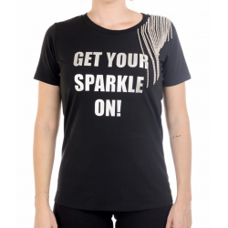 TWIN SET t-shirt applicazioni