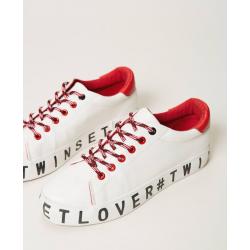 TWIN SET sneakers con logo