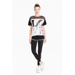TWIN-SET t-shirt over