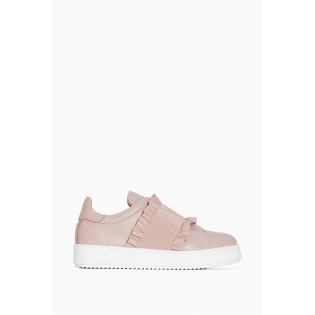 TWIN SET sneaker ruches