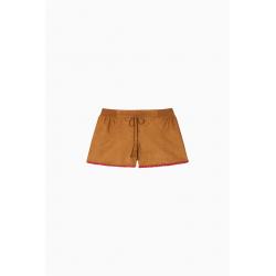 TWIN SET shorts scamosciato