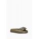TWIN SET sandalo fiocco