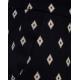 MANILA GRACE pantalone rombi lurex