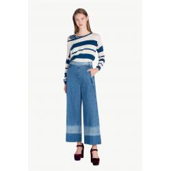 TWIN SET jeans cropped
