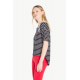 TWIN SET t-shirt righe