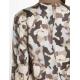 Twin set - giacca mimetica