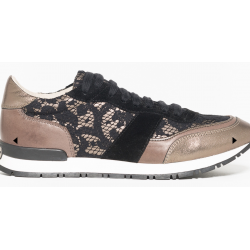 TWIN SET sneakers pizzo