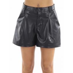 TWIN SET shorts ecopelle