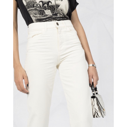 TWIN SET jeans vita alta