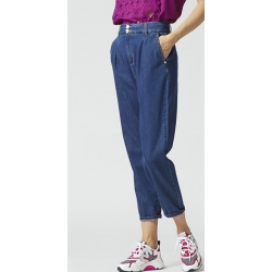 MANILA GRACE pantalone in denim