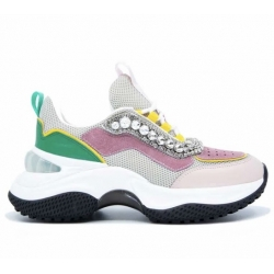 EMANUELLE VEE sneakers multicolor
