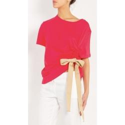 TWIN SET t-shirt fiocco