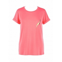 TWINSET t-shirt colpo di fulmine