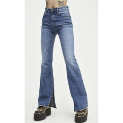 ANIYE BY jeans zampa con spacchi