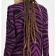 ANIYE BY abito in lana logo